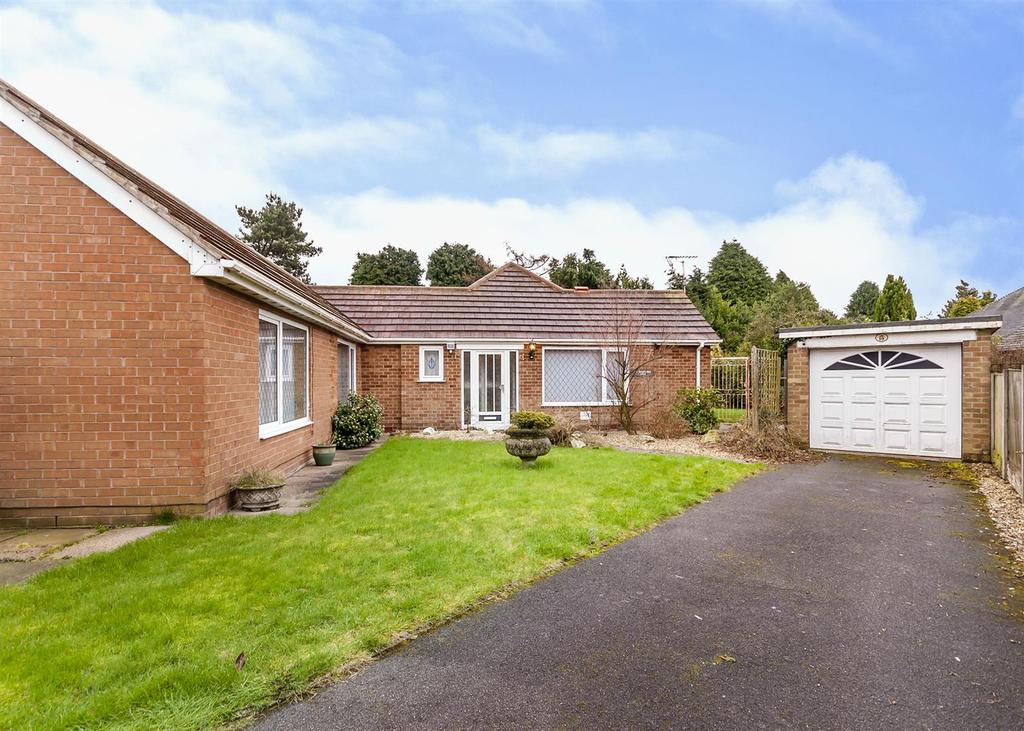 3 Bedrooms Detached Bungalow for sale in Robin Down Close, Mansfield