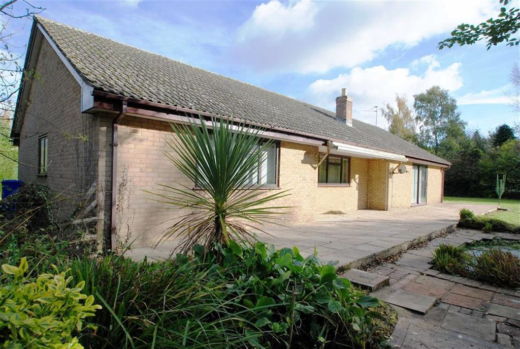 3 Bedrooms Detached Bungalow for sale in Sleaford Road, Wigtoft, Boston