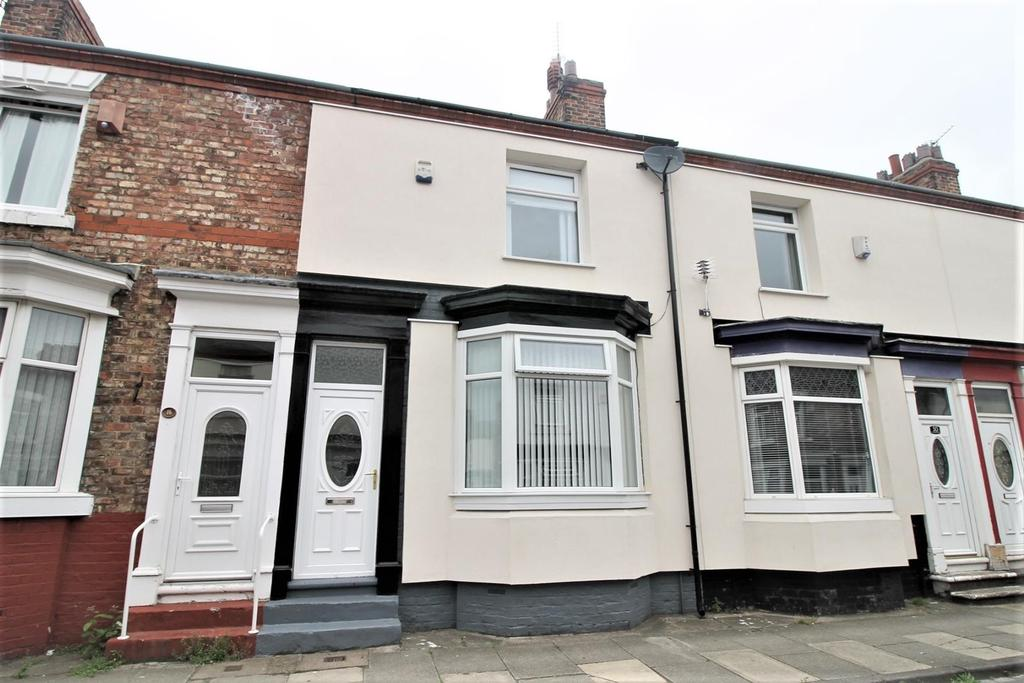 2 Bedrooms Terraced House for sale in Londonderry Road, Stockton-On-Tees
