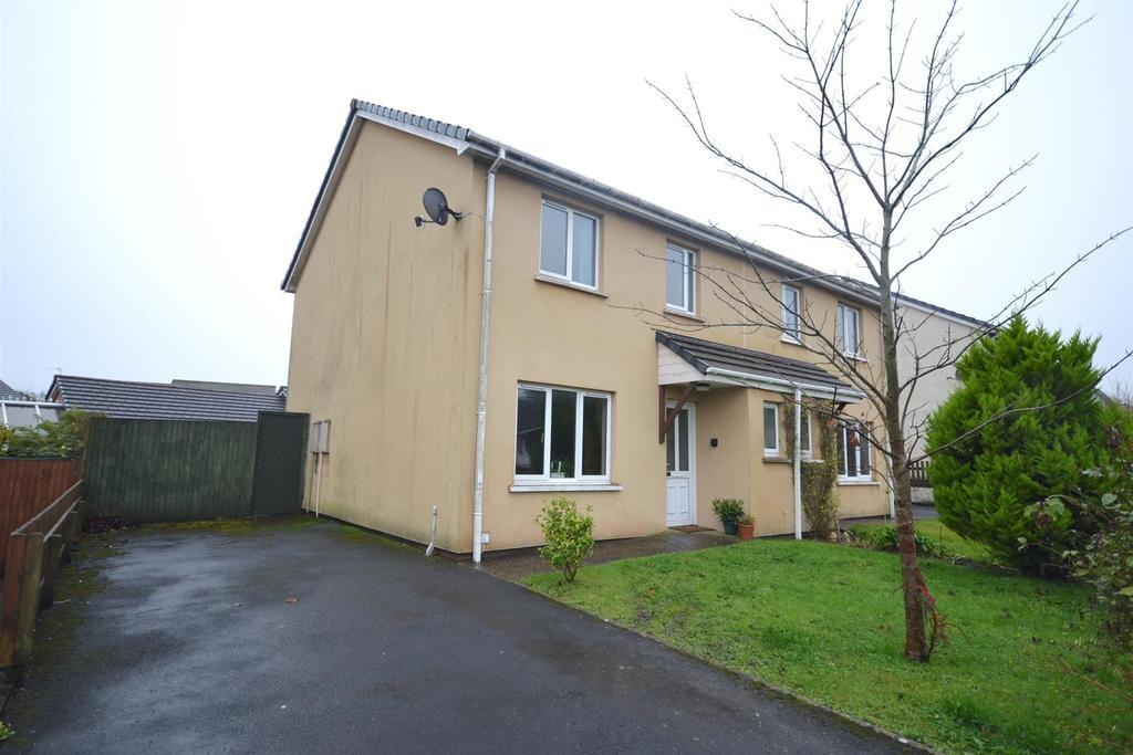 3 Bedrooms Semi Detached House for sale in Vineyard Vale, Saundersfoot