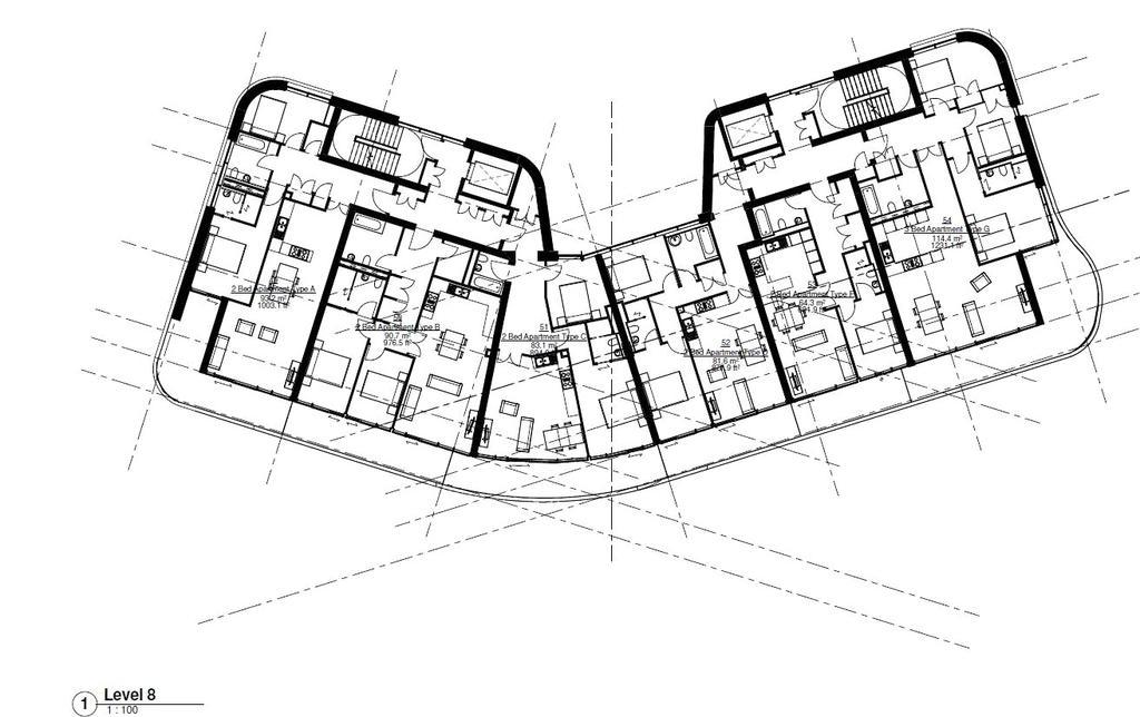 Floorplan 2 of 2: Level 9
