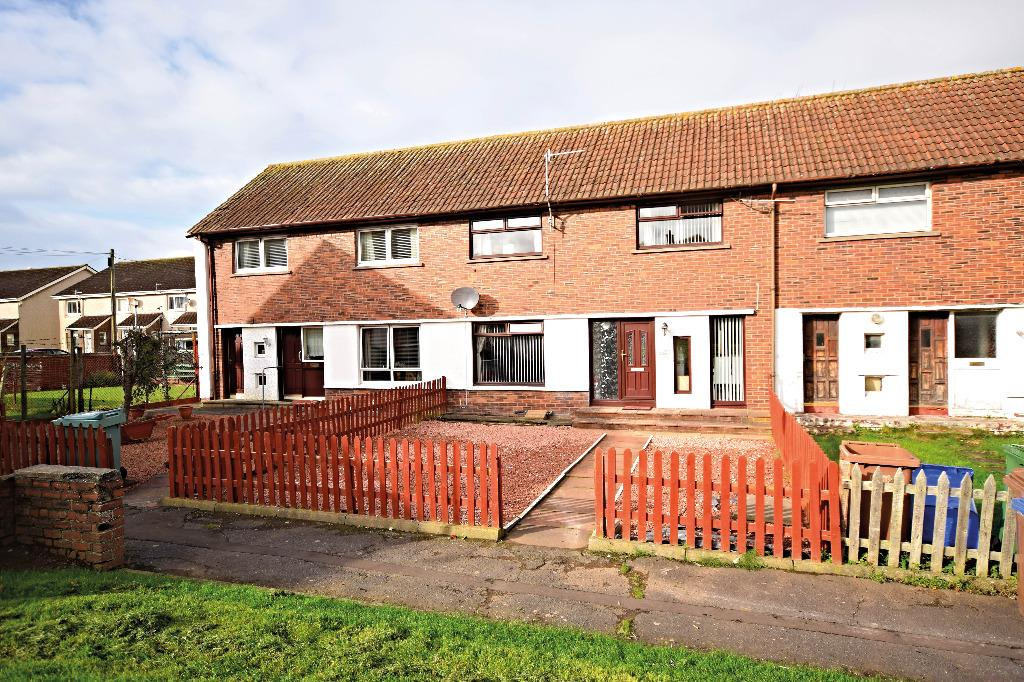 3 Bedrooms Terraced House for sale in Sloan Street, Ayr, South Ayrshire, KA8 9QZ
