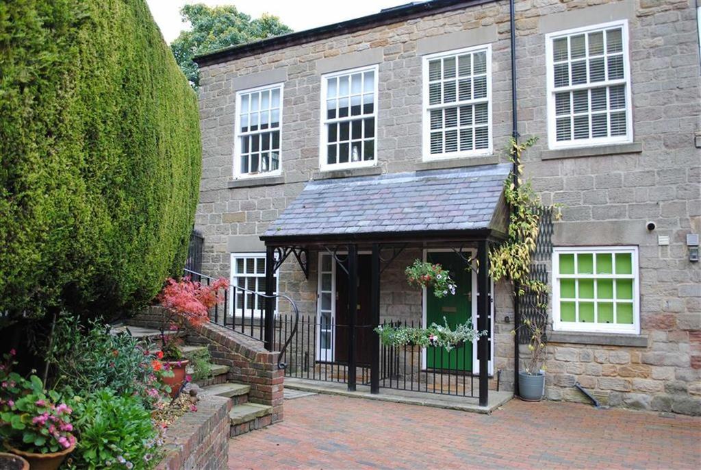 4 Bedrooms End Of Terrace House for sale in Castle Mills, Knaresborough, HG5