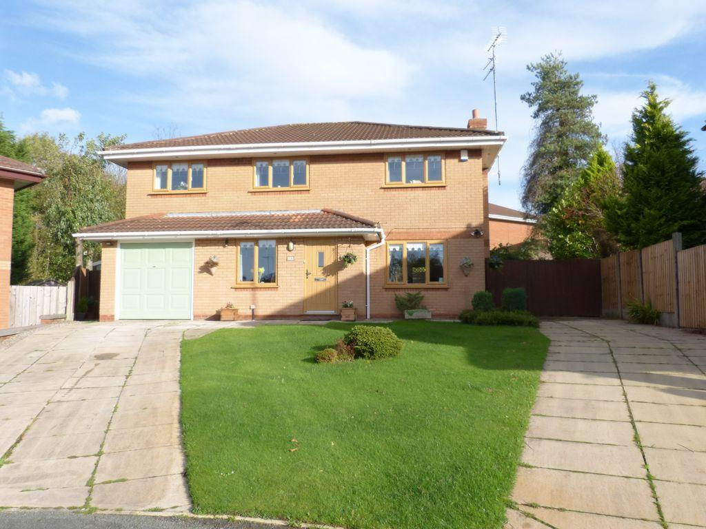 4 Bedrooms House for sale in Mountwood, Skelmersdale, WN8