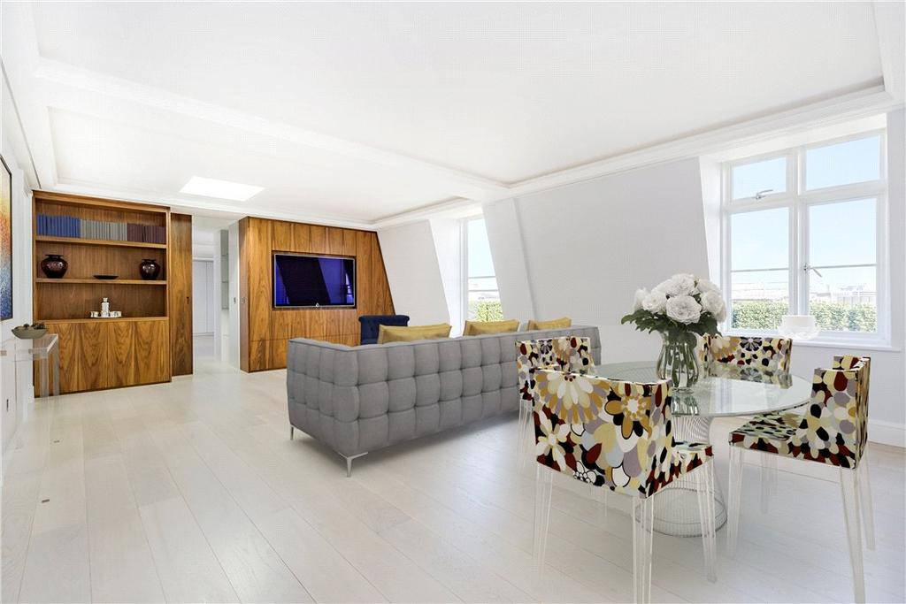 2 Bedrooms Penthouse Flat for sale in Chesterfield House, Chesterfield Gardens, London, W1J