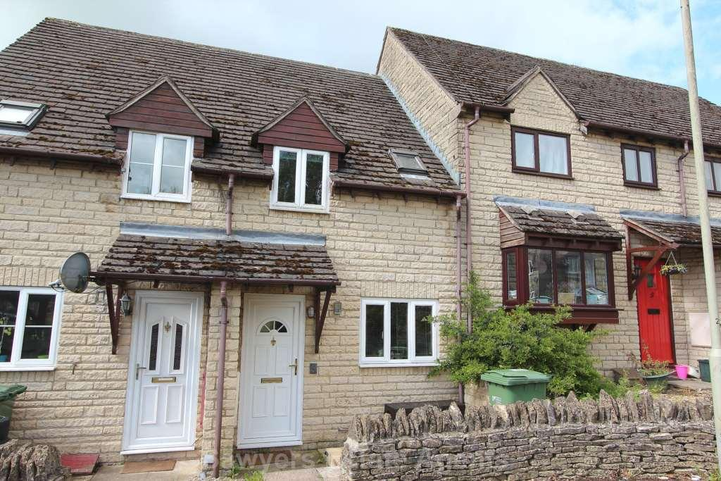 2 Bedrooms Terraced House for sale in Farriers Croft, Bussage