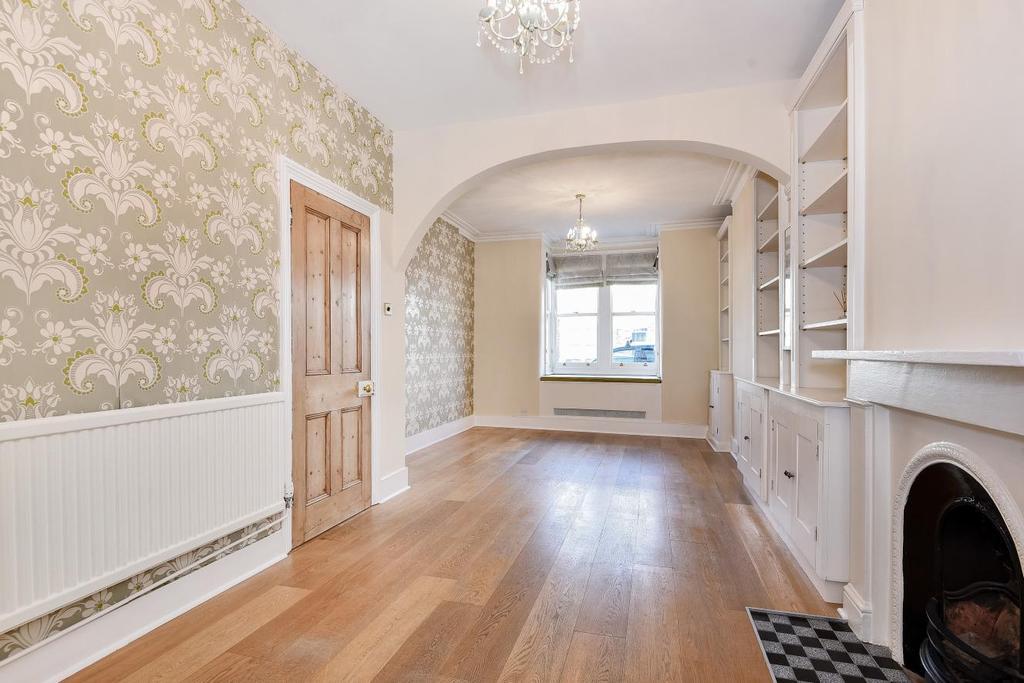 3 Bedrooms End Of Terrace House for sale in Bellew Street, Earlsfield