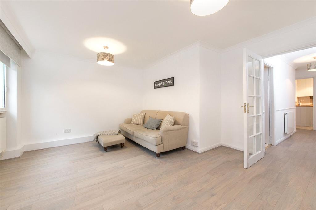1 Bedroom Flat for sale in Camden Street, Camden Town, London