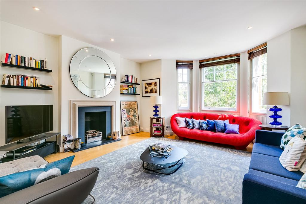 2 Bedrooms Flat for sale in Beaufort Mansions, Beaufort Street, Cheslea