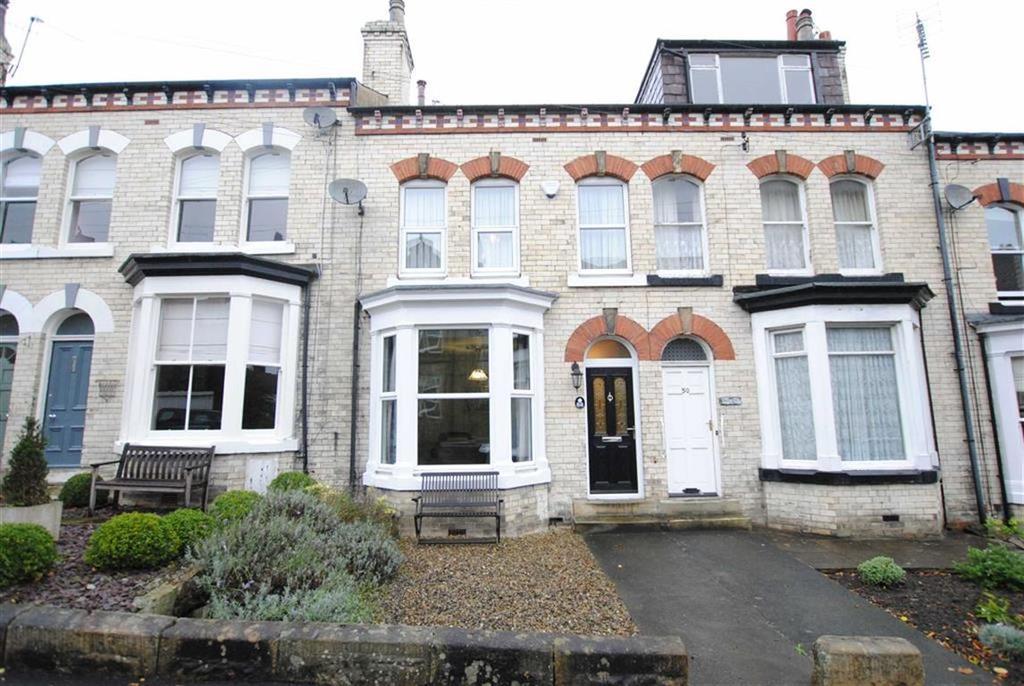 3 Bedrooms Terraced House for sale in Harlow Terrace, Harrogate, HG2