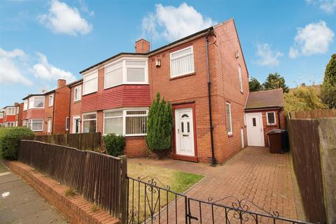 3 bedroom semi-detached house for sale - Whalton Avenue, Newcastle Upon Tyne