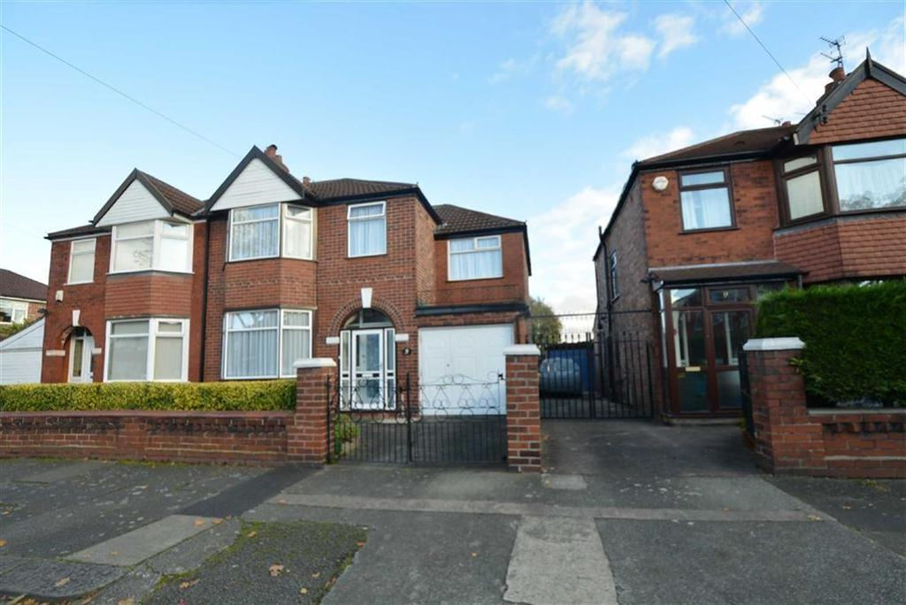 4 Bedrooms Semi Detached House for sale in Barkway Road, STRETFORD