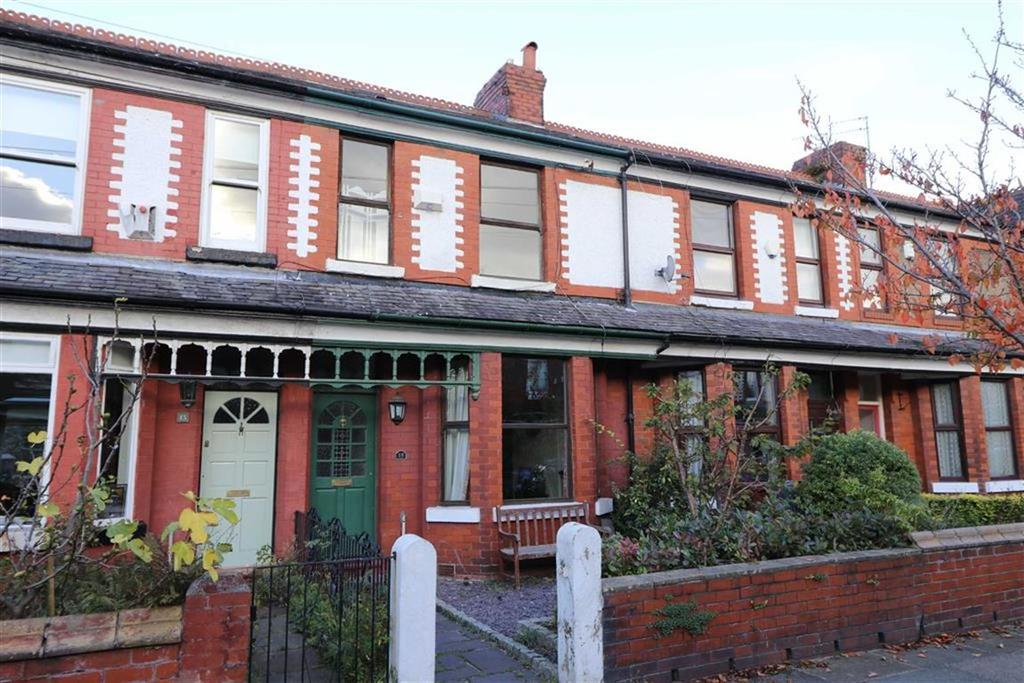4 Bedrooms Terraced House for sale in Scott Avenue, Chorlton, Manchester, M21