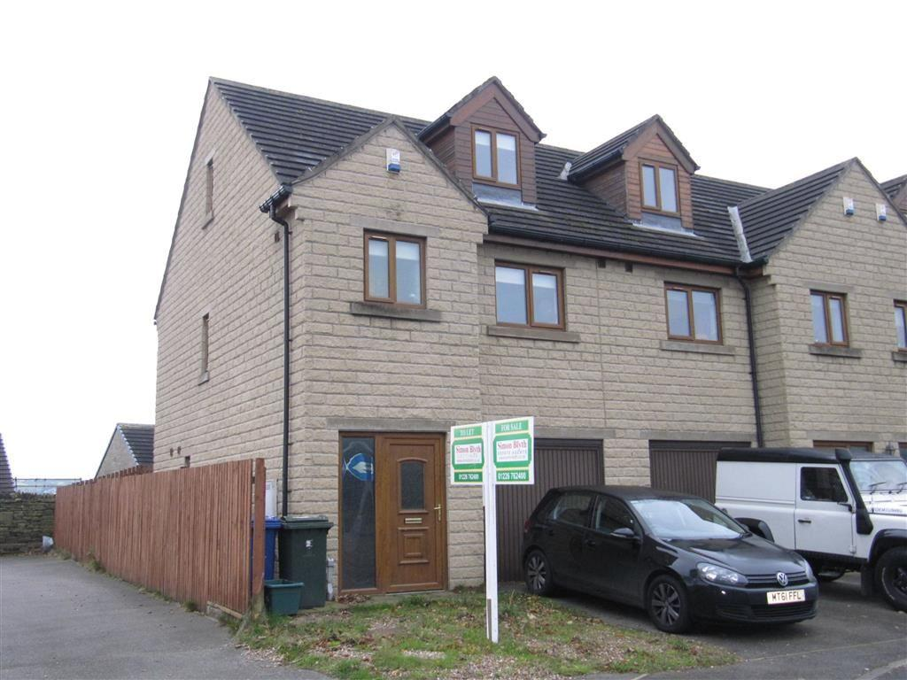 3 Bedrooms Town House for sale in Churchways, Halifax Road, Sheffield, S35