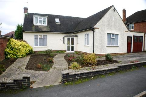 4 bedroom detached bungalow for sale - Highfield Drive, Wigston Fields, Leicester, LE18