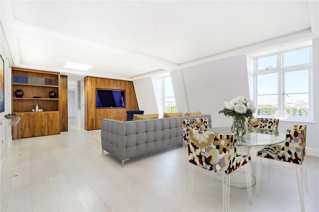 2 Bedrooms Apartment Flat for sale in Penthouse, Chesterfield Gardens Mayfair, London, W1J