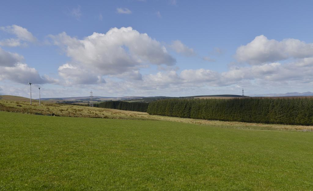 Land Commercial for sale in Dere Street Wood, Nr Pathhead, Midlothian