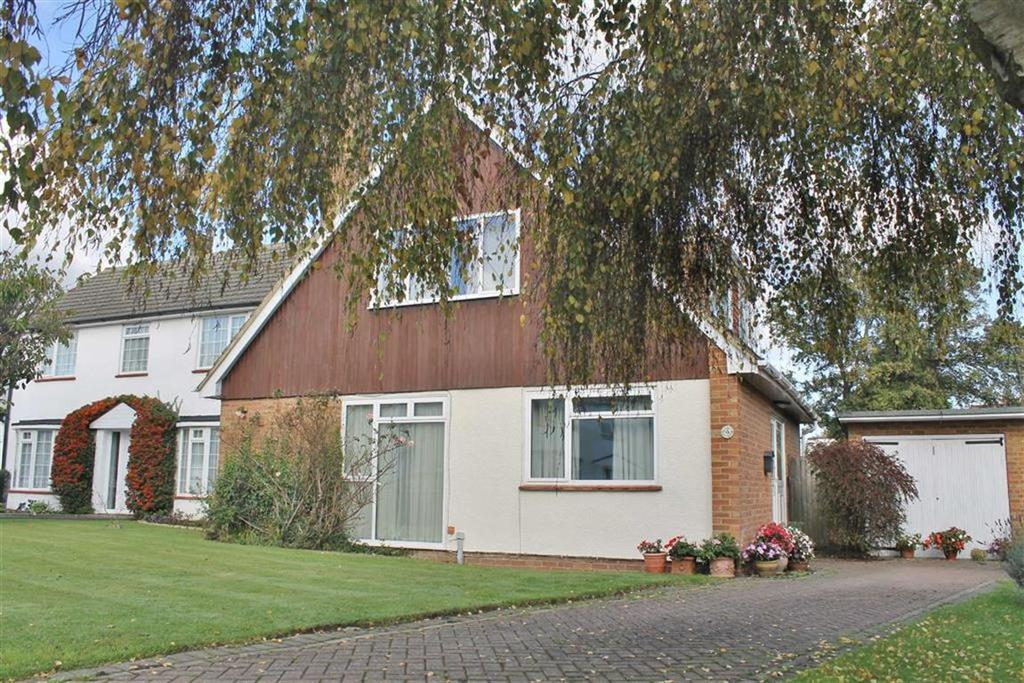 3 Bedrooms Detached Bungalow for sale in Warwick Gardens, Meopham