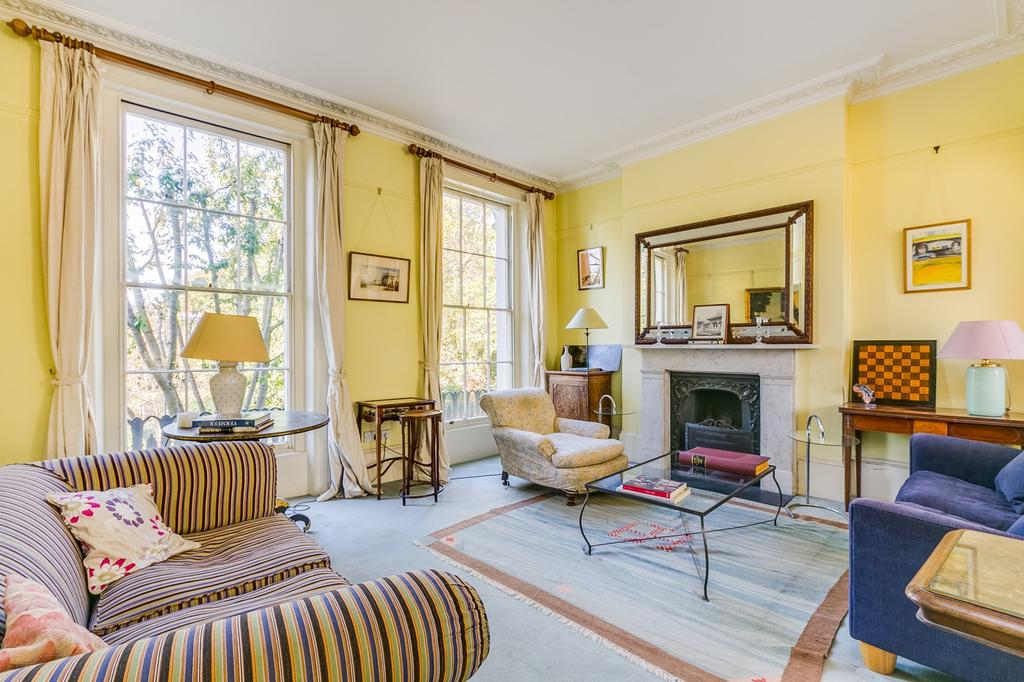 4 Bedrooms House for rent in Thornhill Square, Islington, Greater London, N1