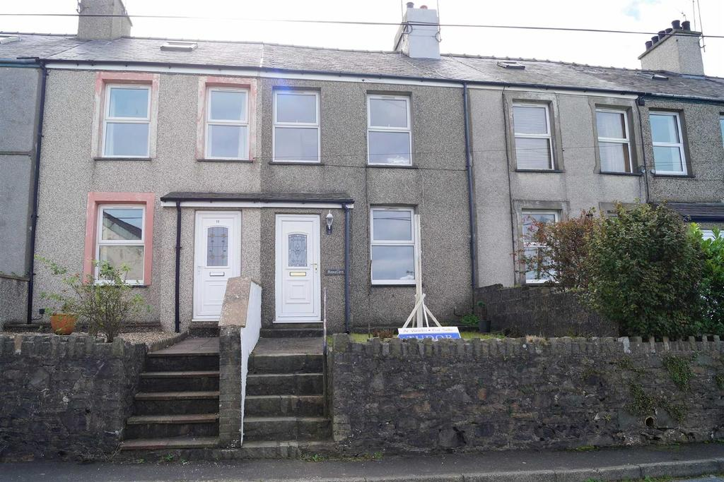 3 Bedrooms Terraced House for sale in Pistyll Terrace, Pistyll