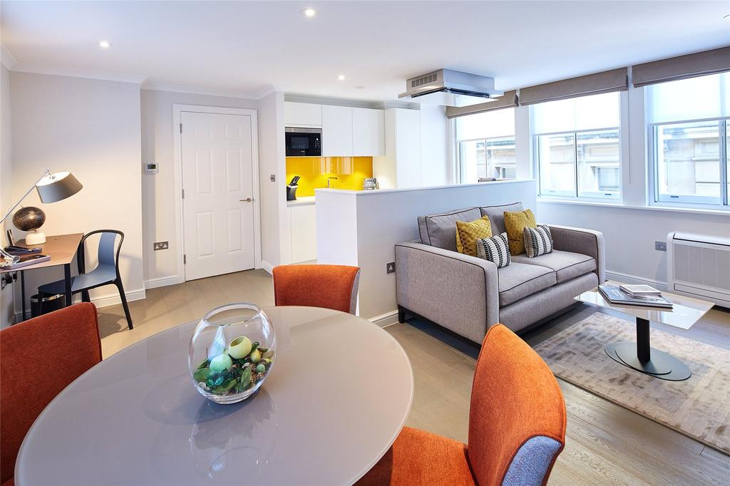 1 Bedroom Flat for rent in Bow Lane, City, London