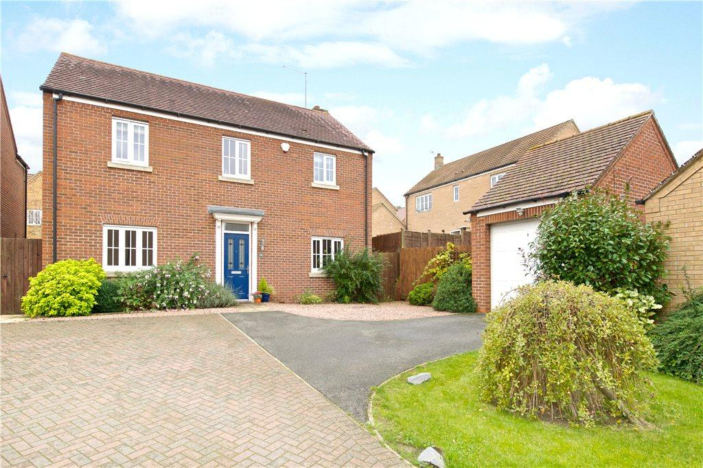 4 Bedrooms Detached House for sale in Brad Street, Moulton, Northamptonshire