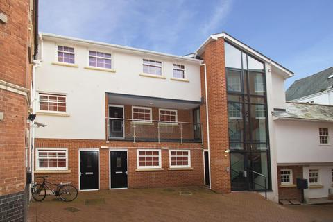 3 bedroom flat to rent - The Old Bakery, St. Annes Well Mews, Lower North Street, Exeter, EX4