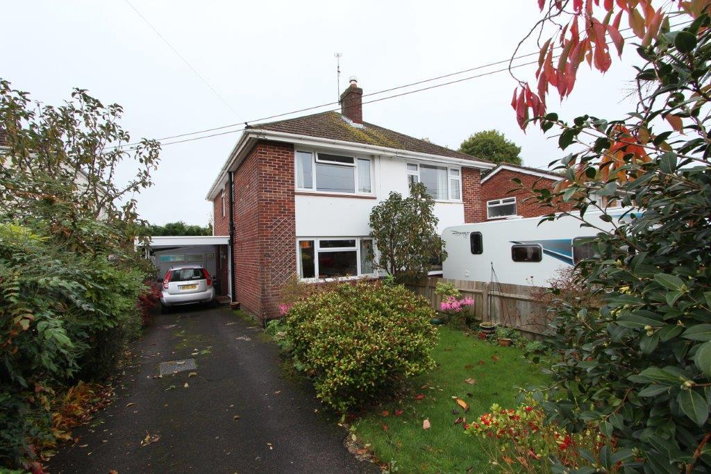 2 Bedrooms Semi Detached House for sale in Chapel Road, West End SO30