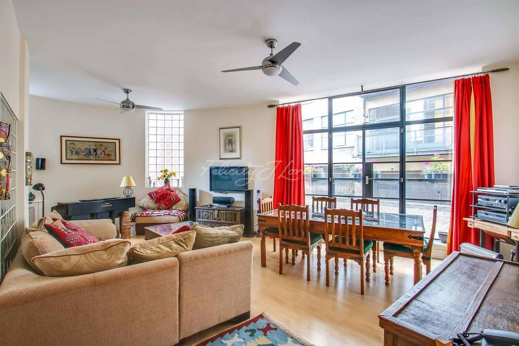 2 Bedrooms Flat for sale in The Exchange Building, E1