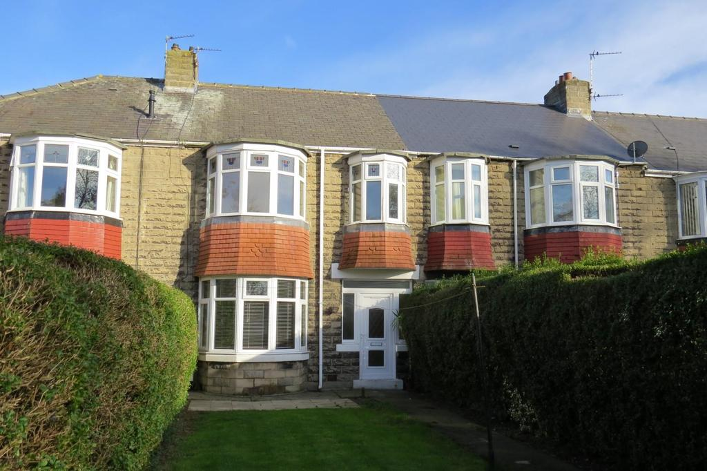 3 Bedrooms Terraced House for sale in North Seaton Road, Ashington