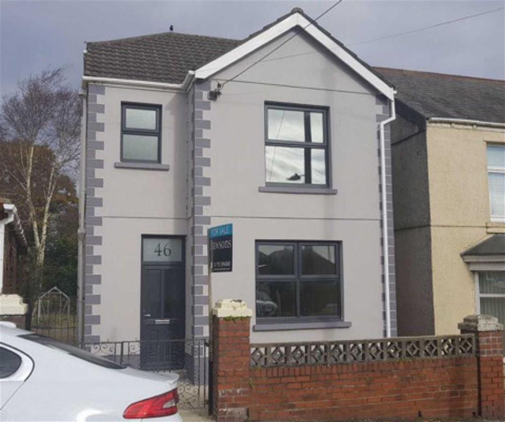 3 Bedrooms Detached House for sale in Brynteg Road, Swansea, SA4