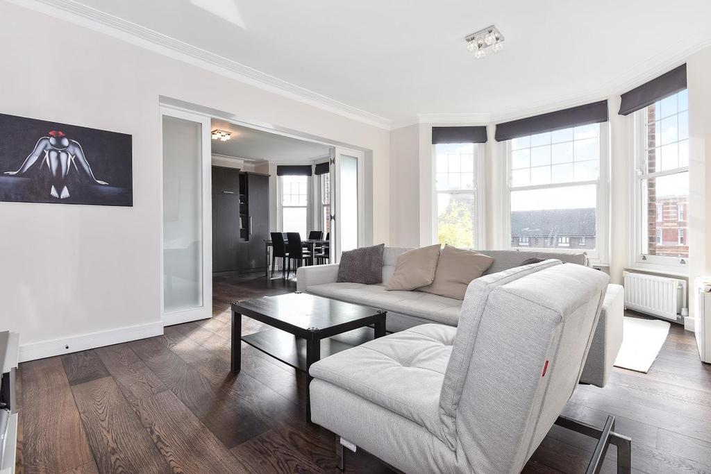 3 Bedrooms Flat for sale in Lower Richmond Road, Putney