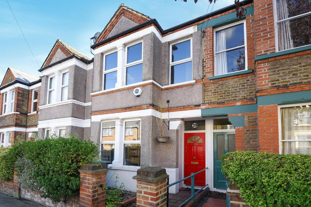 3 Bedrooms Terraced House for sale in Revelon Road, Brockley