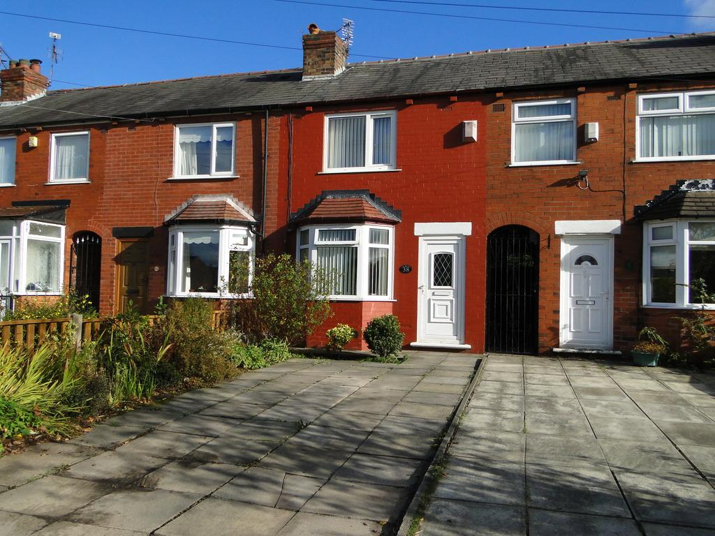 2 Bedrooms Terraced House for sale in Edward Road, Whiston L35