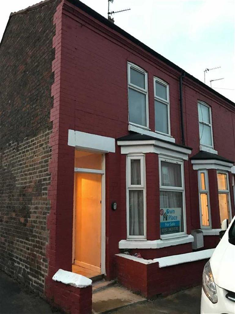 2 Bedrooms Terraced House for sale in Briardale Road, Wallasey, Merseyside