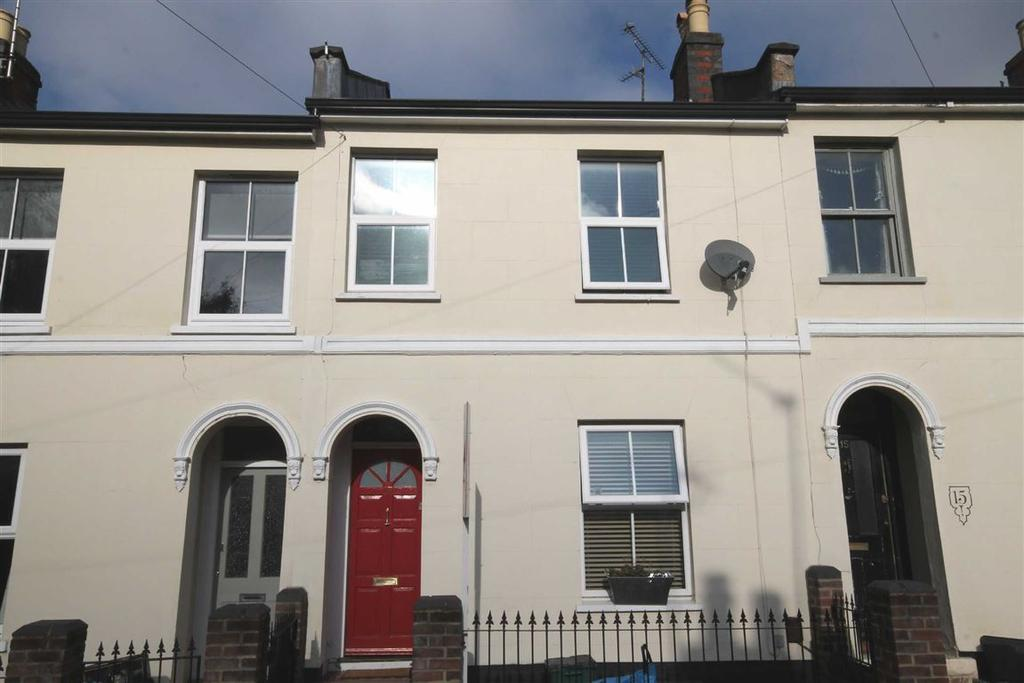 2 Bedrooms Terraced House for sale in Great Western Road, Close To Town Centre, Cheltenham, GL50