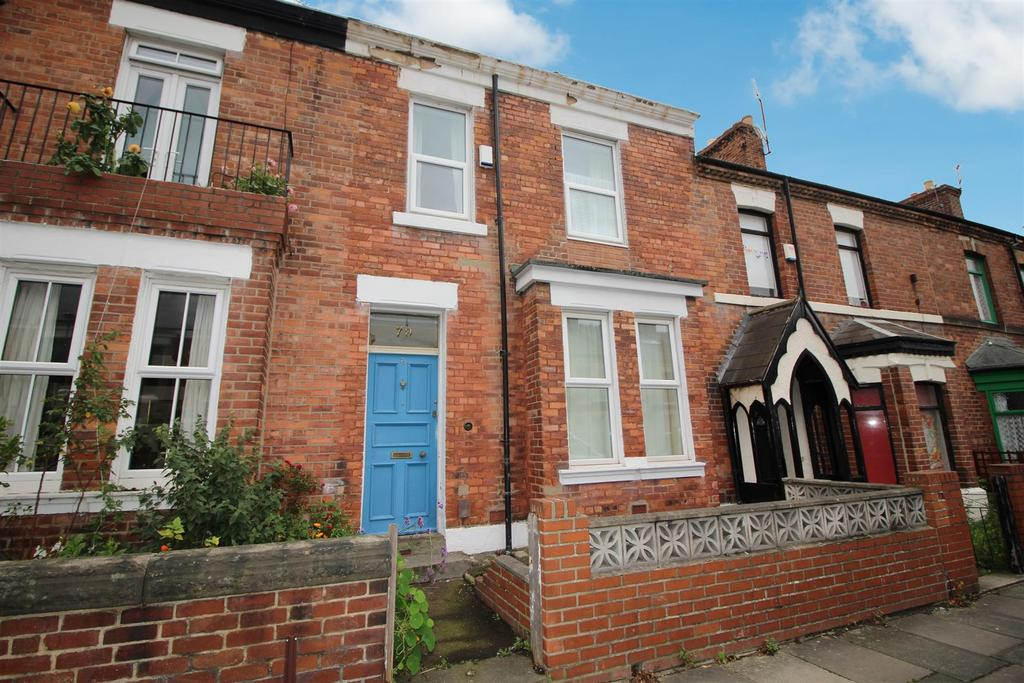 3 Bedrooms Terraced House for sale in Falmouth Road, Newcastle Upon Tyne
