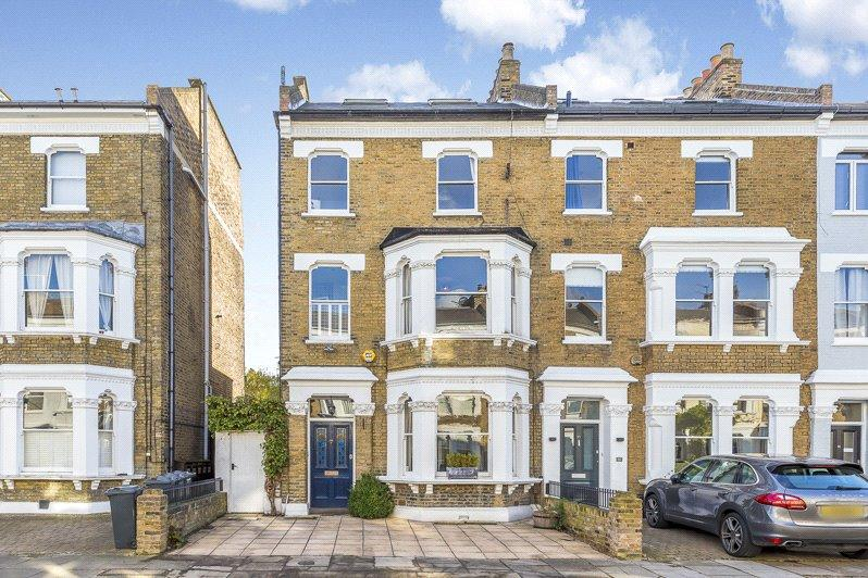 6 Bedrooms Semi Detached House for sale in Arlington Gardens, Chiswick, London, W4