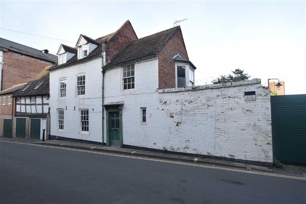 3 Bedrooms Town House for sale in College Hill, Shrewsbury