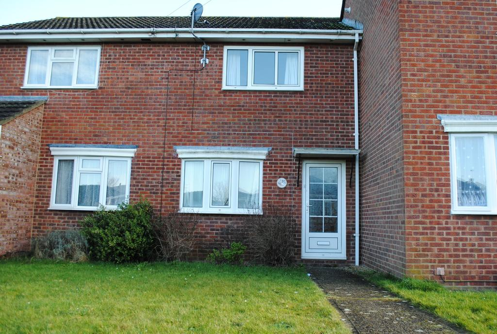 2 Bedrooms Terraced House for sale in Pinckneys Way Durrington, Salisbury