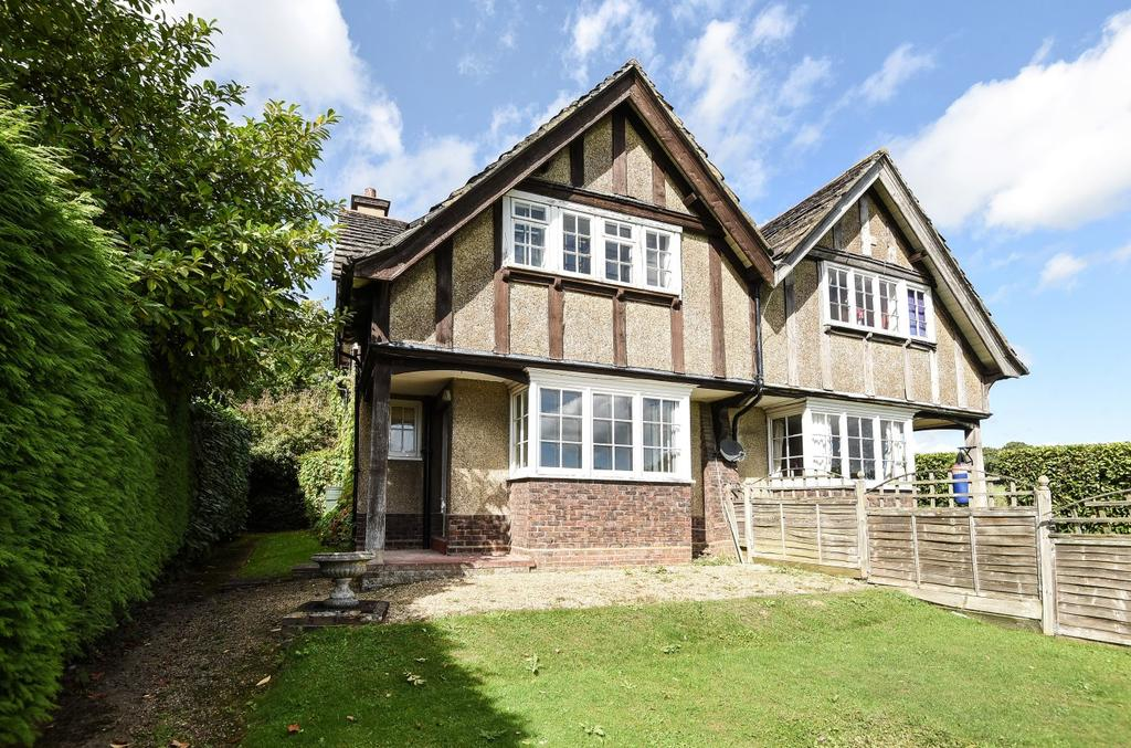 3 Bedrooms Semi Detached House for sale in Champions Gate Cottages, Cowfold Road, West Grinstead, RH13