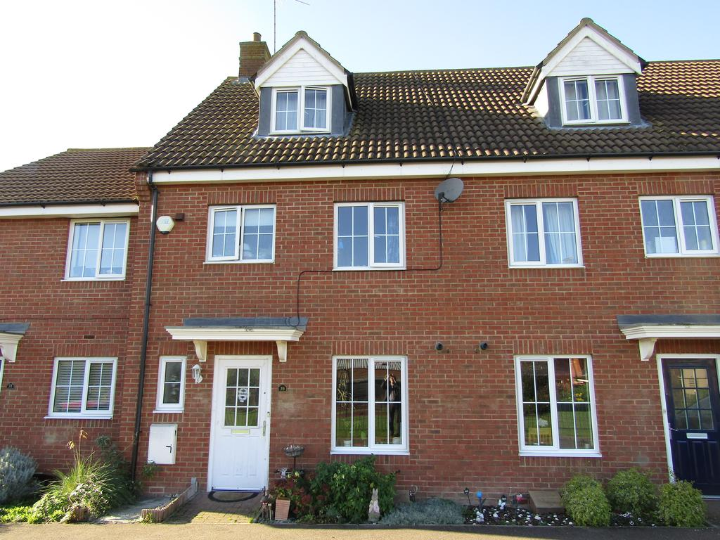 4 Bedrooms Town House for sale in St Johns Road, Arlesey SG15