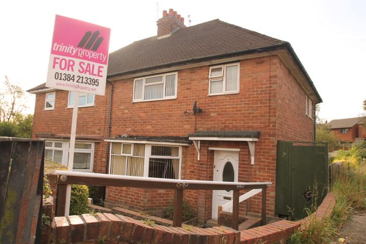 3 Bedrooms Semi Detached House for sale in Douglas Road, Dudley, DY2