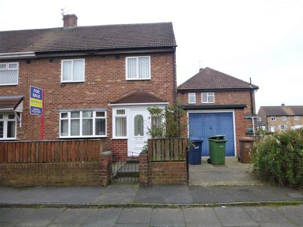 3 Bedrooms Semi Detached House for sale in PEASEMORE ROAD, PENNYWELL, SUNDERLAND SOUTH