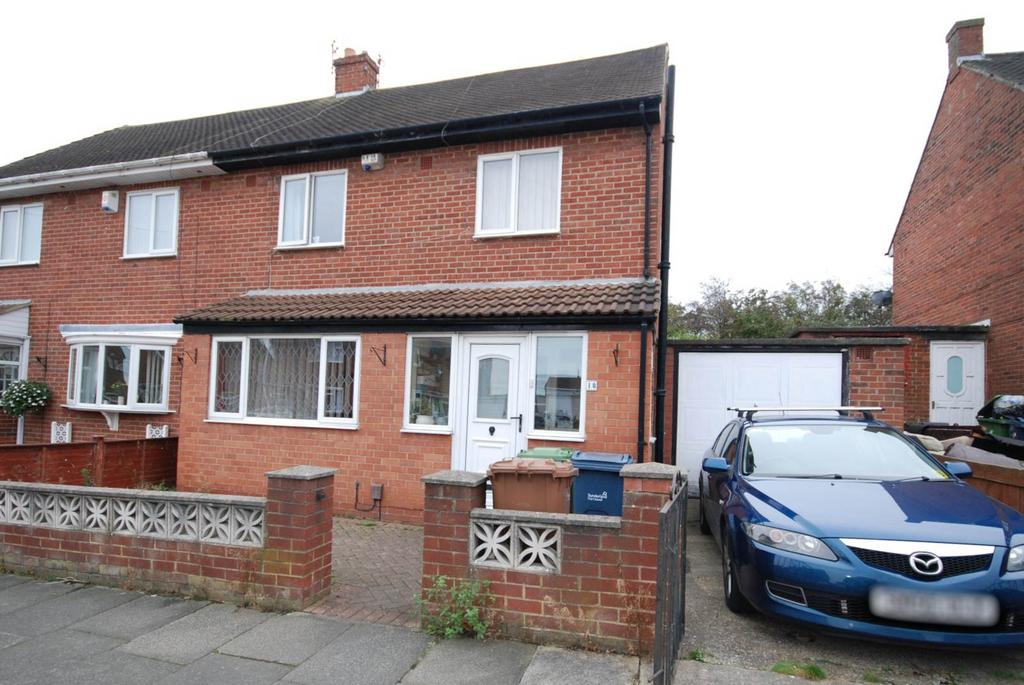 3 Bedrooms Semi Detached House for sale in Tanfield Road, Thorney Close