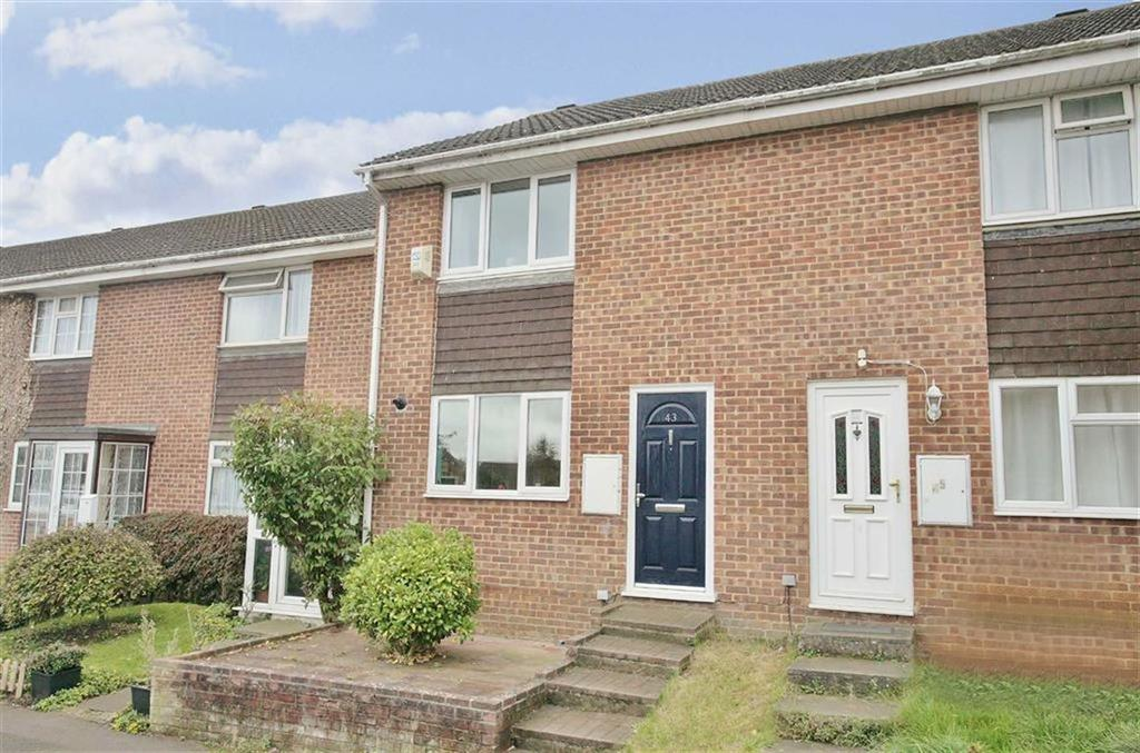 3 Bedrooms Terraced House for sale in Guernsey Way, Banbury