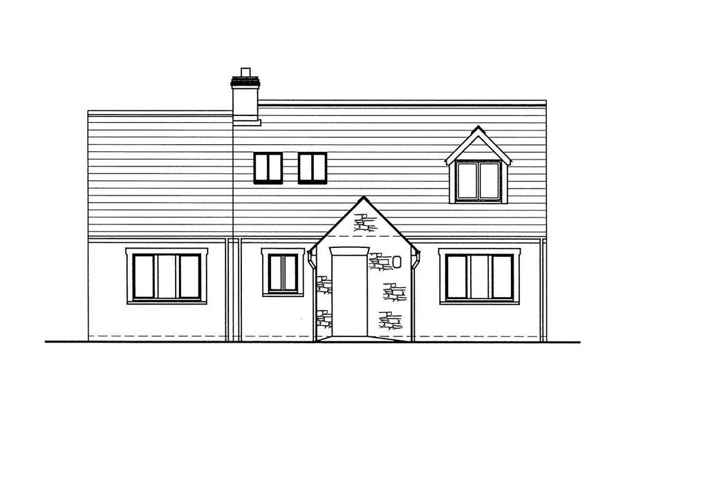 4 Bedrooms Detached House for sale in St Davids