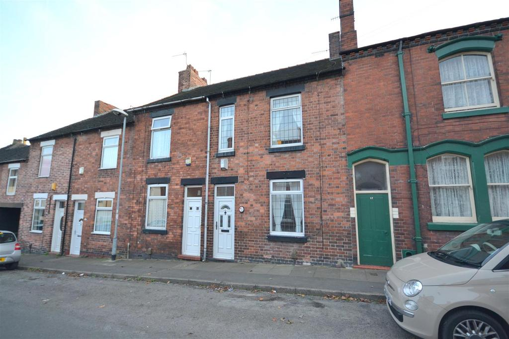 2 Bedrooms Terraced House for sale in Stone Street, Penkhull, Stoke-On-Trent