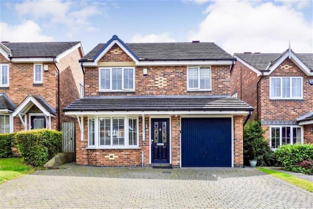 4 Bedrooms Detached House for sale in Higham Way, Garforth, Leeds, LS25