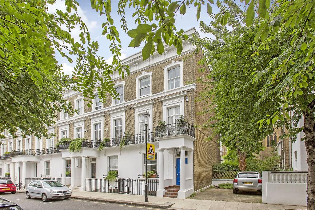 5 Bedrooms End Of Terrace House for sale in Fawcett Street, London, SW10